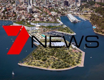 Seven News - Garden Island